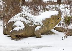 CP Snow | Feb 2018-45 (Paul Dykes) Tags: london england unitedkingdom gb crystalpalace uk snow uksnow londonsnow