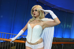 IMG_7603 (willdleeesq) Tags: cosplay cosplayer cosplayers lbce lbce2018 longbeachcomicexpo longbeachcomicexpo2018 emmafrost marvel marvelcomics whitequeen xmen