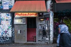 fotoautomat (Edwige7833) Tags: photoautomat streetphotography berlin kreuzberg