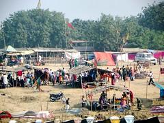 Allahabad, Triveni Sangam 04 (juggadery) Tags: 2015 india uttarpradesh water people religion hindu boattrip