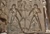 Baixo-relevo do templo de Luxor (5) (Sergio Zeiger) Tags: templo amon luxor egito áfrica