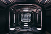 mimesis. (jonathancastellino) Tags: series architecture set film hall ladder futurist scifi leica q passage intersection mimesis caution ngc