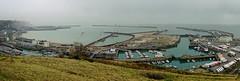 Dover Western Docks Revival 21-01-2018 (Paul @ Doverpast.co.uk) Tags: dover western docks revival 21012018 port harbour coast coastal civil engineering dwdr kent uk england panorama panoramic