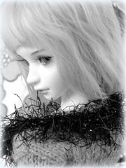 TATIANA (Patchwork Daily Desire) Tags: patchworkdailydesire tatianatrapeze bjd bjdknittedsweaters wig crafts handmade