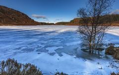 Frozen Loch na Creige (jasty78) Tags: lochnacreige frozen loch winter snow mountain aberfeldy perthshire scotland nikond7200 tokina1116mm