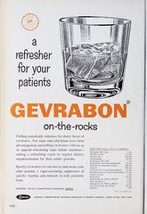 2018.02.11 Pharmaceutical Ads, New York State Journal of Medicine, 1957 293