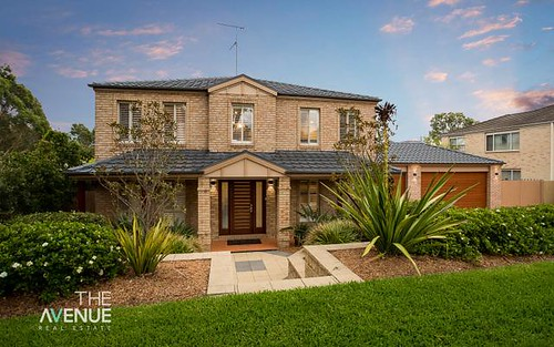 4 Bentley Av, Kellyville NSW 2155