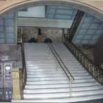 Chicago Illinois - Auditorium Building - Main Staircase in Lobby Area - Architecture thumbnail