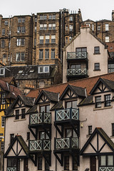 Tenement Layers (Octal Photo) Tags: 500px tower architecture roof town old cities duomo architectural built structure building exterior townscape city edinburgh scotland cityscape flats tenements croatian culture tenement layers