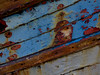 rust boat (carlyluanne) Tags: rust unexpected boat perspective naik nail