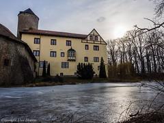 Burg Westerburg 25022018 03 (U. Heinze) Tags: westerburg burg wasserschloss harz olympus 1240mm