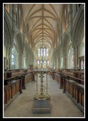 Choir (veggiesosage) Tags: southwell southwellminster nottinghamshire aficionados gx20 grade1listed cathedral minster