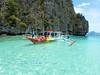 PALAWAN- ELNIDO- (n_dangthuy) Tags: palawan elnido largelargoon seascape bluesea clearwater boat holiday olympus tg4 sunny bluesky 2018