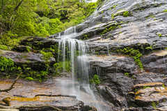 Leura Cascades (Jesher64) Tags: leura cascades nsw sydney sidney katoomba blue mountains three sisters agua water cascada falls cataratas australia