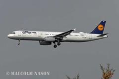 A321-231 D-AIRO LUFTHANSA (shanairpic) Tags: jetairliner a321 airbusa321 shannon lufthansa daido