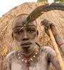 Mursi Boy (Rod Waddington) Tags: africa african afrique afrika äthiopien ethiopia ethiopian ethnic etiopia ethnicity ethiopie etiopian omovalley omo outdoor omoriver mursi tribal tribe culture cultural child portrait people
