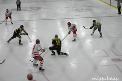Did He Hit Me?? (mistabeas2012) Tags: ncha hockey