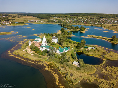 Holy Trinity Ostrovoezerskiy monastery