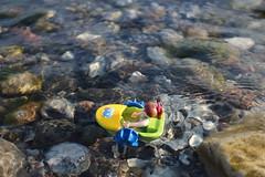 Tretboot1 (Klickystudios) Tags: playmobil outdoor ostsee strand sommer