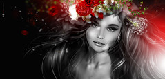 💛 ¡Mirame! 💛 (AyE ღ I'м α vιѕιoɴΛЯT) Tags: digitalart digitalpainting digitalportrait digitalfantasy painting artworks portraits beauty illustrations artportrait ritratto retrato portrature dreamy vision magical emotionalart emotional amor 💕