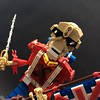 The Trooper (Louie Tommo) Tags: ironmaiden eddie lego thetrooper trooper crimeanwar thechargeofthelightbrigade britishinfantry legacyofthebeast 666 pieceofmind