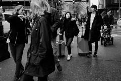 Seattle on X70 (mojave1951) Tags: fujifilmx70 seattle streetphotography blackandwhitestreetphotography 28mm