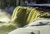 Flowing Power (TAC.Photography) Tags: tahquamenon tahquamenonriver tahquameninfalls up river stream waterfall waterfalls browncoloredwater michiganriver michigan michiganwinter snow ice frozen freezing frozenriver tomclarknet tacphotography