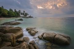 Samui Sunrise (JChipchase) Tags: nikon d750 thailand island sescape kohsamui