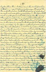 Hutchison Manuscript 8 (KU Leuven Bibliotheken - KU Leuven Libraries) Tags: damiaan moloka hawai hutchison kalaupapa