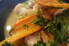 Kaizen Ramen (February 2018) @ Yatta ! Ramen @ Annecy-le-Vieux (*_*) Tags: annecy annecylevieux hautesavoie 74 france europe hiver winter 2018 february yattaramen food restaurant noodle kaizenramen ramen japanese soup vegetable miso kale carrot