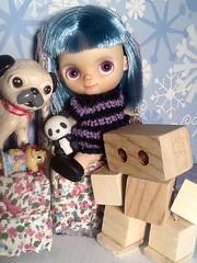 Blythe-a-Day#11. Bears: Hildy