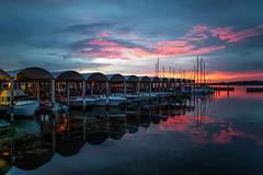 DSC_8239 (carpe|noctem) Tags: panama city beach marina florida sunset