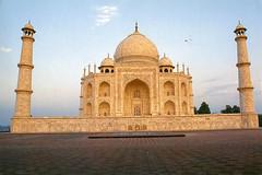 India - Agra - Tadż Mahal , Taj Mahal ( UNESCO ) .