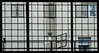 Communist Block (Rupert Brun) Tags: 2017 budapest hungary july hu building factory window grid frame silhouette outline grill scares block communist communism communistblock