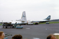 img431 (foundin_a_attic) Tags: luxembourg luxair aircraft airport airliner caravelle lxlgg fokker friendship lxlga