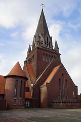 Sint-Theodarduskerk, Beringen-Mijn (Erf-goed.be) Tags: sinttheodarduskerk kerk mijnkathedraal beringenmijn beringen archeonet geotagged geo:lat=510757 geo:lon=52207 limburg