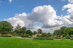 Nymans House & Gardens (and amazing cloud :-) (Aliy) Tags: sussex westsussex southeast nymans nationaltrust garden gardens cloud clouds