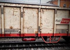 Full of Shit (gottderschiene) Tags: 2018 groups waggon shit passau graffiti 52weeks