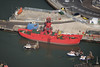 Lightvessel LV18 Harwich - Essex aerial image (John D Fielding) Tags: lv18 lightvessel trinityhouse above aerial britain uk essex harwich harbour viewfromplane britainfromtheair britainfromabove hires highresolution hirez highdefinition hidef aerialimagesuk aerialphotography aerialimage aerialphotograph aerialview drone ship