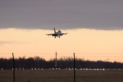 E-006 DSC_5127 (sauliusjulius) Tags: e006 fokker f16am f16 l256 built 1988 e017 6f53 daf royal danish air force bap baltic policing quick reaction alert qra lithuania siauliai sqq eysa