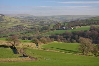 Lane Head Farm, Taxal, Peak District National Park, Derbyshire, England.