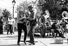 American Soul (michael.mu) Tags: leica m240 50mm leicaaposummicronm50mmf2 silverefexpro streetphotography bw blackandwhite neworleans frenchquarter jacksonsquare dancing
