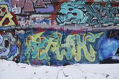 Last days of Pispala Fame (Thomas_Chrome) Tags: graffiti streetart street art spray can wall walls fame gallery hof pispala tampere suomi finland europe nordic legal winter