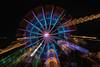 Rueda de la fortuna (Kari_Pentax) Tags: rueda de la fortuna coloresdeméxico movimiento luces light painting