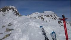 La cima a 10 minuti (mame1964) Tags: valtellina lago como sorico gera lario corvegia sasso canale zocca scialpinismo neve alpe gigiai