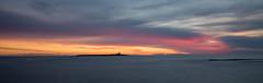 Coquet strip. (Squareburn) Tags: amble northumberland sunrise dawn colour seascape coquetisland coast