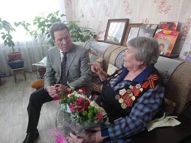 Путин поздравил волгоградцев сднем Сталинградской Победы
