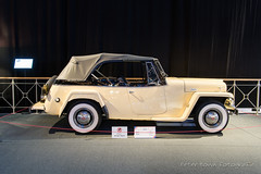 'Jeep' Willys Overland Jeepster - 1951 (Perico001) Tags: jeep michigan usa us vsa unitedstates fcausllc fiatchryslerautomobiles fca jeepster willys overland 1951 4x4 4wd awd allrad allwheeldrive allterrain offroad cabriolet cabrio décapotable convertible dhc dropheadcoupé auto automobil automobile automobiles car voiture vehicle véhicule wagen pkw automotive autoshow autosalon motorshow carshow ausstellung exhibition exposition expo verkehrausstellung belgië belgique belgium belgien belgica brussel bruxelles brussels autoworld nikon df 2018 americandreamcarsbikes museum museo automuseum trafficmuseum verkehrsmuseum muséeautomobile america amerika oldtimer classic klassiker