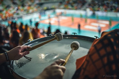 Drum (dziurek) Tags: d750 nikon dziurek dziurman pdziurman fx cuprum lubin volleyball sport drum poland court pitch hall sigma 35 14