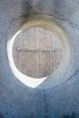 Woodward Library (jaminjan96) Tags: travel adventure explore blackandwhite film vsco food talk public speaking japan usa buildings architecture texture stone brick library books apsu education photographer photography wander wanderlust